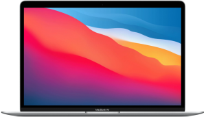 "MacBook Air M1 Chip (Z127000FK) 13"" 256Gb SIlver (2020)"