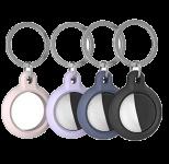 Чехол для AirTag AhaStyle Premium Silicone Secure Holder Midnight Blue