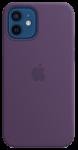 Чехол для iPhone 12/12 Pro with MagSafe Original Silicone Copy Amethyst