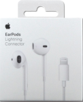 Наушники Apple EarPods with Lightning Connector