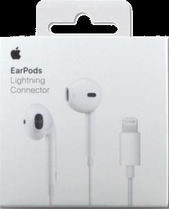 Наушники Apple EarPods with Lightning Connector