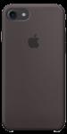 Чехол для iPhone 7/8/SE Original Silicone Cocoa Copy