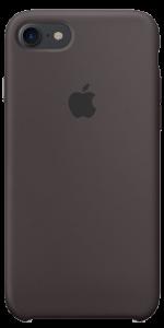 Чехол для iPhone 7 Original Silicone Cocoa Copy