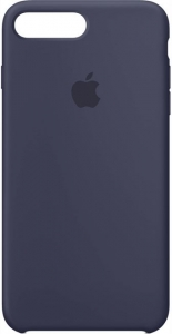 Чехол для iPhone 7 Plus Original Silicone Copy Midnight Blue