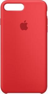 Чехол для iPhone 7 Plus Original Silicone Copy Red