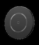 Беспроводная зарядка Baseus Simple Magnetic Wireless Charger Black