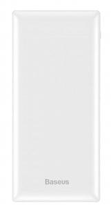Внешний Аккумулятор Baseus Mini JA Fast Charge 3A 30000mAh White