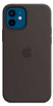 Чехол для iPhone 12/12 Pro with MagSafe Original Silicone Copy Black