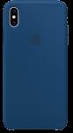 Чехол для iPhone Xs Max Original Silicone Copy Blue Horizon
