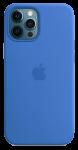 Чехол для iPhone 12/12 Pro Original Silicone Copy Capri Blue