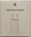 Сетевое зарядное устройство for Apple 5w USB Power Adapter Оригинал