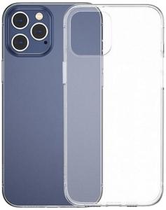 Чехол для iPhone 12/12 Pro Max Baseus Simplicity Transparent Clear