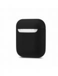 Силиконовый чехол для Airpods Ultra Thin Black