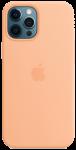 Чехол для iPhone 12/12 Pro Original Silicone Copy Cantaloupe