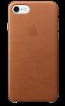 Чехол для iPhone 7/8/SE Original Leather Copy Saddle Brown