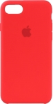 Чехол для iPhone 8 Original Silicone Copy Orange