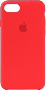 Чехол для iPhone 7/8/SE Original Silicone Copy Orange