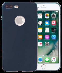 Чехол для iPhone 7 Plus Fshang Soft Dark blue