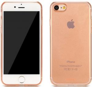 Чехол для iPhone 7 Remax Crystal TPU Rose Gold