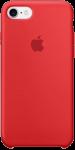 Чехол для iPhone 7/8/SE Original Silicone Copy Rose Red
