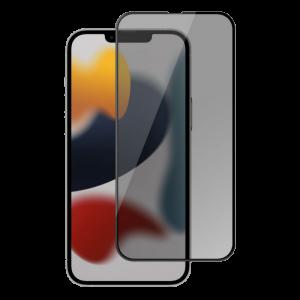 Защитное стекло для iPhone 13 Pro Max +NEU Chatel Full 2.5D Crystal Front Black