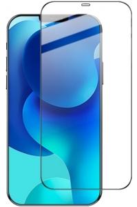 Защитное стекло для iPhone 12 Pro Max +NEU Chatel Full 2.5D Crystal Front Black