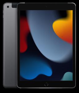 """iPad 10.2"""" 64Gb WiFi 4G Space Gray (2021)"""