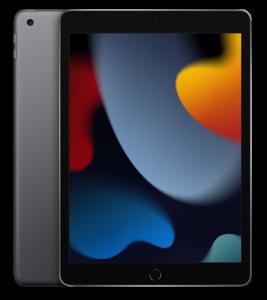 """iPad 10.2"""" 64Gb WiFi Space Gray (2021)"""