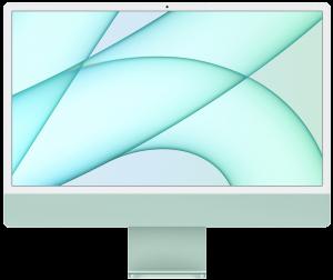"""iMac M1 24"""" 4.5K 256Gb 7GPU Green (MJV83) 2021"""