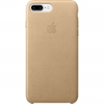 Чехол для iPhone 7 Plus Original Leather Copy Gold