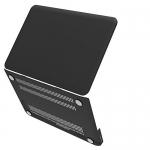 Чехол для MacBook Pro 2016 13-Inch Soft Touch Plastic Hard Case Black