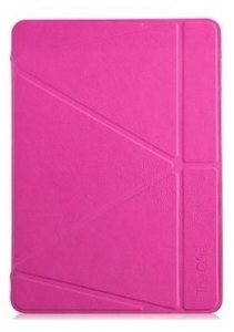 Чехол для iPad Air Momax Smart Book Pink