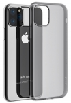 Чехол для iPhone 11 Pro Max TPU Colored Edge Black