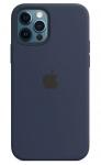 Чехол для iPhone 12 Pro Max Original Silicone Copy Deep Navy