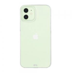 Чехол для iPhone 12 mini Devia Naked Silicone Crystal Clear