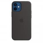 Чехол для iPhone 12 mini Original Silicone Copy Black