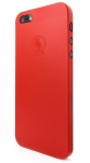 Чехол для iPhone 5 5S Red Angel Ultra-thin 0,35mm Protection Case Red