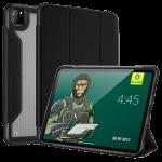 "Чехол для iPad Pro 11"" (2020) Blueo Drop Resistance Case with leather Black"