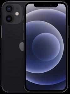 iPhone 12 mini 64Gb Black EU (Бесплатная гарантия 1 год)