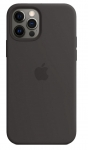 Чехол для iPhone 12/12 Pro Original Silicone Copy Black