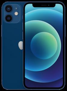 iPhone 12 mini 64Gb Blue EU (Бесплатная гарантия 1 год)