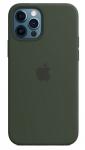 Чехол для iPhone 12/12 Pro Original Silicone Copy Forest Green