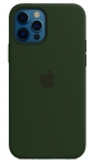 Чехол для iPhone 12/12 Pro Original Silicone Copy Cyprus Green