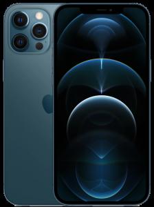 iPhone 12 Pro Max 256Gb Pacific Blue EU (Бесплатная гарантия 1 год)