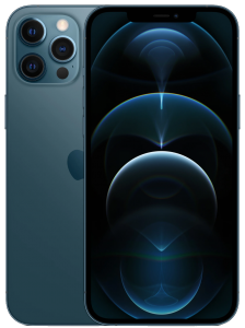 iPhone 12 Pro Max 512Gb Pacific Blue EU