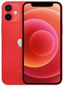 iPhone 12 mini 128Gb (PRODUCT) Red EU