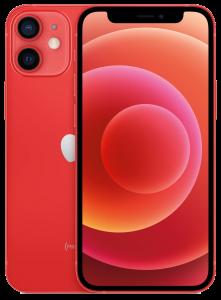 iPhone 12 mini 128Gb (PRODUCT) Red EU (Бесплатная гарантия 1 год)