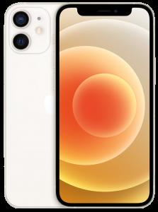 iPhone 12 mini 64Gb White EU (Бесплатная гарантия 1 год)