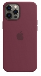 Чехол для iPhone 12/12 Pro Original Silicone Copy Plum