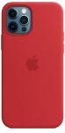 Чехол для iPhone 12/12 Pro Original Silicone Copy Red